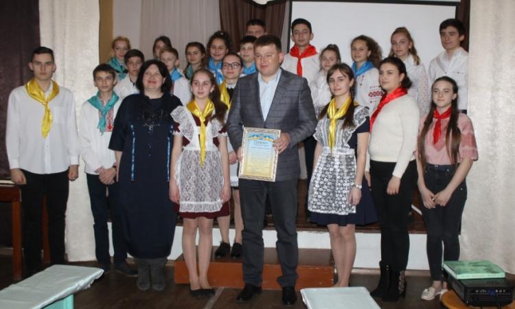 Засідання Клубу старшокласників «Зірка» відвідали гості. 4afd5426a9d4b